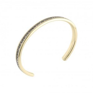 Bransoletka Melano Side bangle złota 4009
