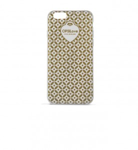 Etui na iPhone 6 Ops! Geometric Gold