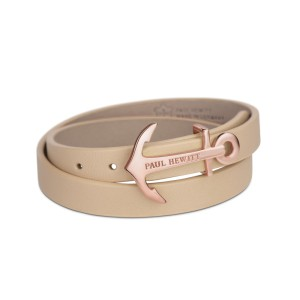 Bransoletka PAUL HEWITT North Bound Rose Gold/Hazelnut