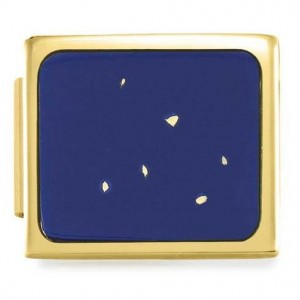 Composable Glam Kwadrat Lapis Gold