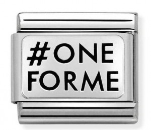 #ONEFORME Silver